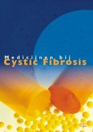 Medicijnen bij Cystic Fibrosis - Instituut voor Verantwoord ...