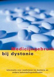 Dystonie folderv8 - Instituut voor Verantwoord Medicijngebruik