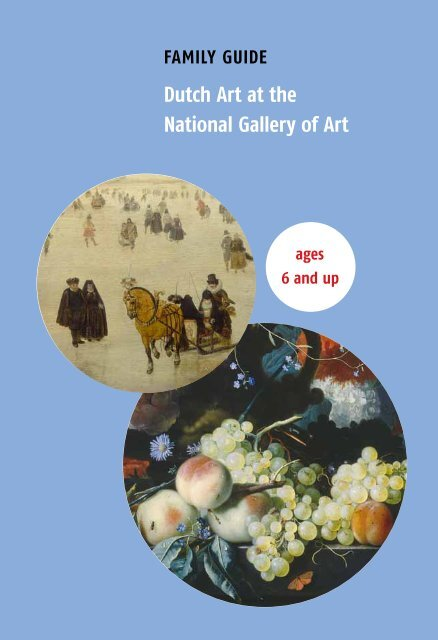 Family Guide: Dutch Art at the National Gallery of Art