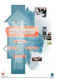 FEMALE FUTURE FEMALE FUTURE - NHO