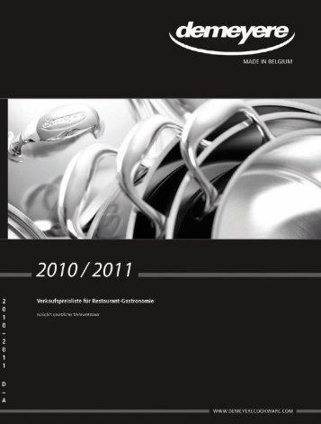 ZWILLING Preisliste - Nicolai GmbH