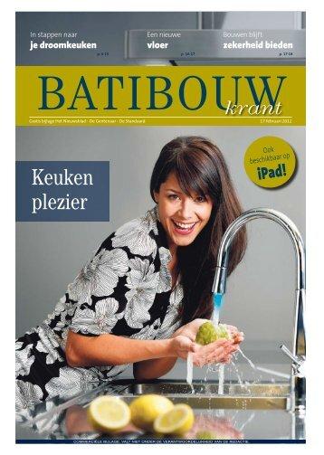 BATIBOUW - Het Nieuwsblad