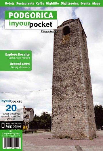 podgorica - In Your Pocket