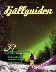 Fjällguiden 2012 - Publikationer Provisa Sverige AB