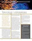 TeknologI I värlDsklass Ta försTa sTegeT InTe bara för sTora föreTag - Page 6