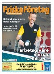 arbetsgivare - Publikationer Provisa Sverige AB - Provisa Information