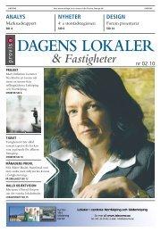 Fastigheter - Publikationer Provisa Sverige AB - Provisa Information
