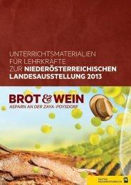 pdf, 50 Seiten - Niederösterreichische Landesausstellung