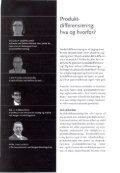 Markedsbasert verdiskaping og differensiering av laks - Nofima - Page 5