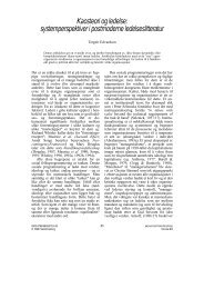 Kaosteori og ledelse: systemperspektiver i postmoderne ... - Nofima