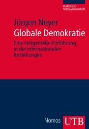 Globale Demokratie - Nomos