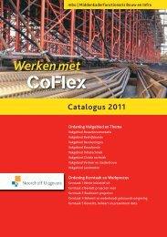 Content Catalogus Coflex - Noordhoff Uitgevers