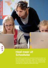 Haal meer uit Schoolwise - Noordhoff Uitgevers