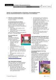kijkdoos gebruik boekjes groep 1_4 - Noordhoff Uitgevers