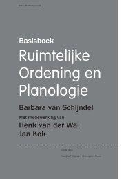 Ruimtelijke Ordening en Planologie - Noordhoff Uitgevers