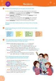 Werkboek blok 1 - Noordhoff Uitgevers