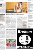 können Sie wie angekündigt unsere gestrige ... - Nordsee-Zeitung - Page 5