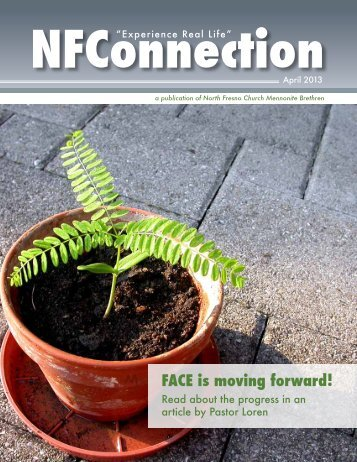 FACE is moving forward! - North Fresno Church