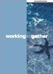 workingtogether - Interreg IVB North Sea Region Programme