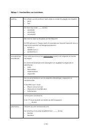 Bijlage 1: Voorbeelden van toetsitems [ 10 ] - Nrc
