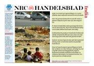 A4-krant INDIA - Nrc