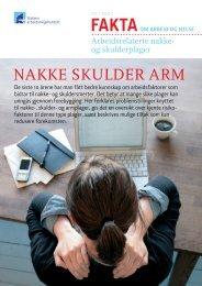 NAKKE SKULDER ARM - Stami