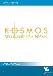 Kosmos - Naturhistoriska riksmuseet