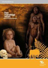 Lärarhandledning - Naturhistoriska riksmuseet