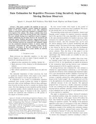 State Estimation for Repetitive Processes Using Iteratively Improving ...