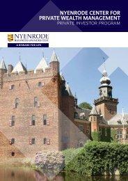 Brochure PIP.pdf - Nyenrode Business Universiteit