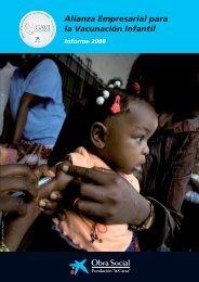 Informe 2008 - Obra Social