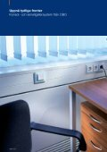 LFS. Konsoler och lamellgallersystem - OBO Bettermann - Page 3