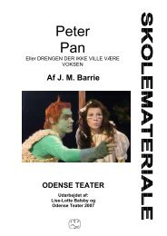 Peter Pan - Odense Teater