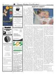 Schon gehört? CD´s für Kinder - Elternzeitung Luftballon