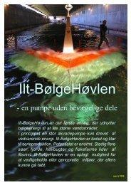 Ilt-BølgeHøvlen - Offshore Center Danmark