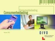 Consumentenbedrog - Crioc