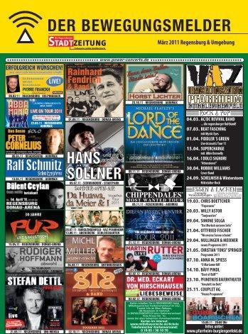 März 2011 Regensburg & Umgebung - Regensburger Stadtzeitung