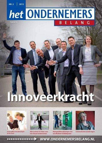 Het Ondernemersbelang Twente nummer 2-2012