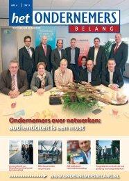 Het Ondernemersbelang Rotterdam nummer 4-2011