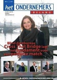 Het Ondernemersbelang Ouder Amstel nummer 2-2011
