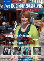 Het Ondernemersbelang Friesland nummer 3-2010