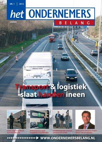 Het Ondernemersbelang Leiden nummer 1-2012