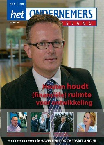Het Ondernemersbelang Utrecht nummer 4-2010