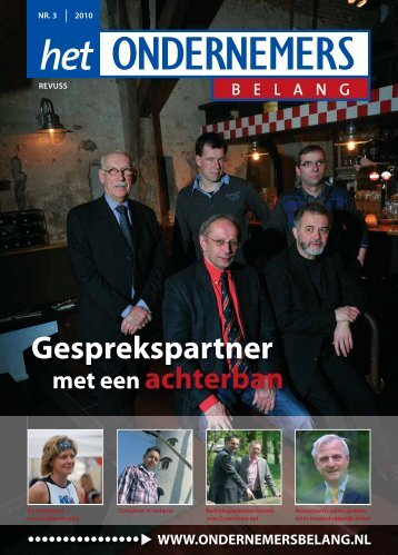 Het Ondernemersbelang Revuss nummer 3-2010
