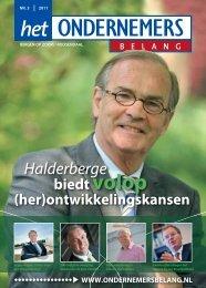 Roosendaal nummer 3-2011 - Het Ondernemersbelang