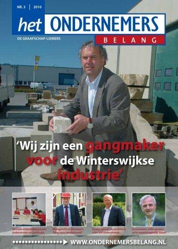 Het Ondernemersbelang De Graafschap-Liemers nummer 3-2010