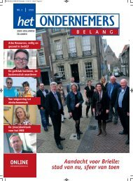 Het Ondernemersbelang Zuid-Hollandse Eilanden 2-2010
