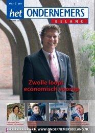 Het Ondernemersbelang Zwolle nummer 3-2011