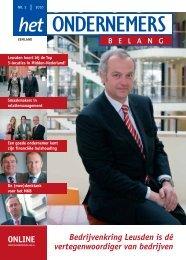 Het Ondernemersbelang Eemland nummer 2-2010
