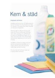Kem & städ - OneMed Sverige AB
